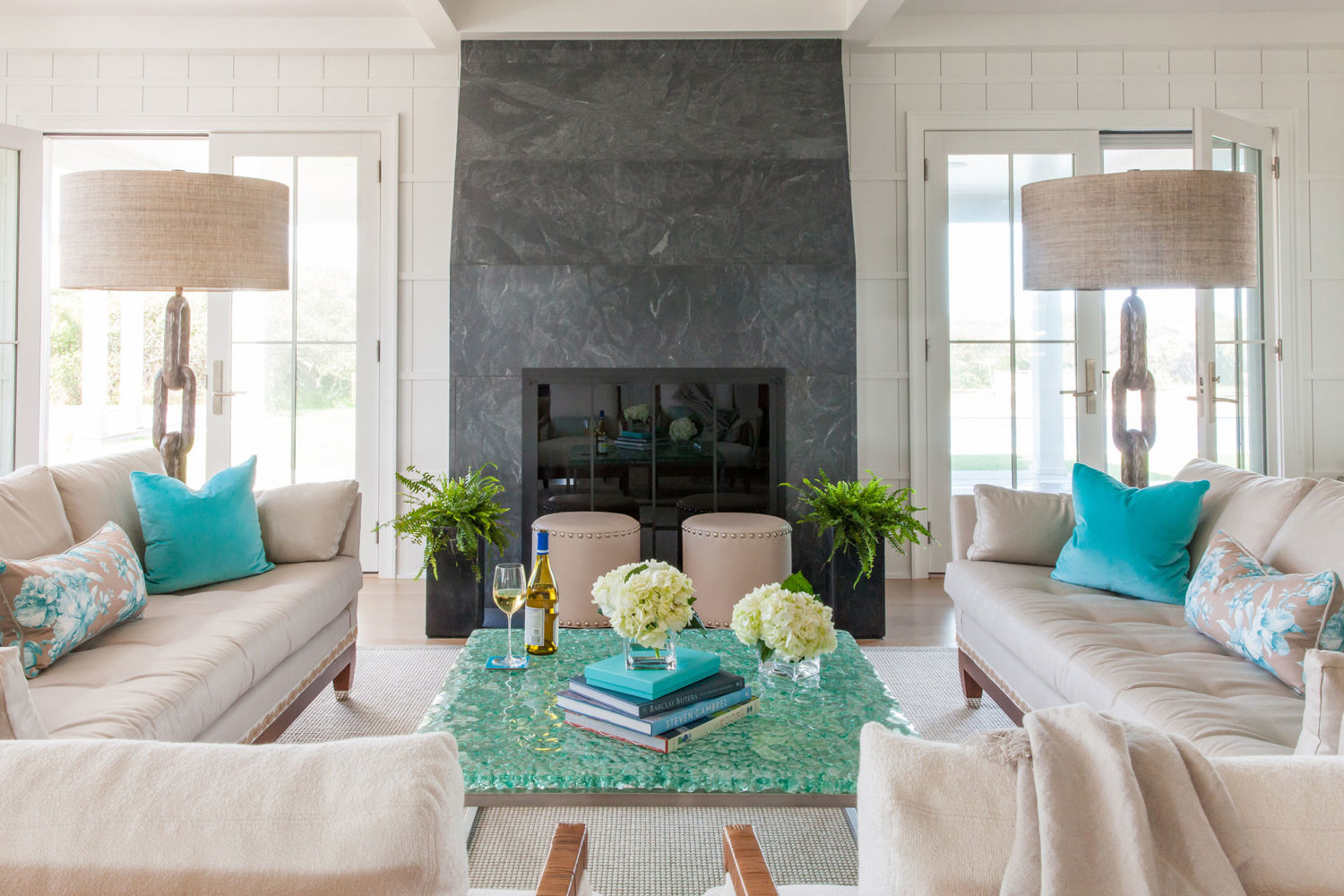 Incroyable New York City Interior Design. Nantucket Interior Design